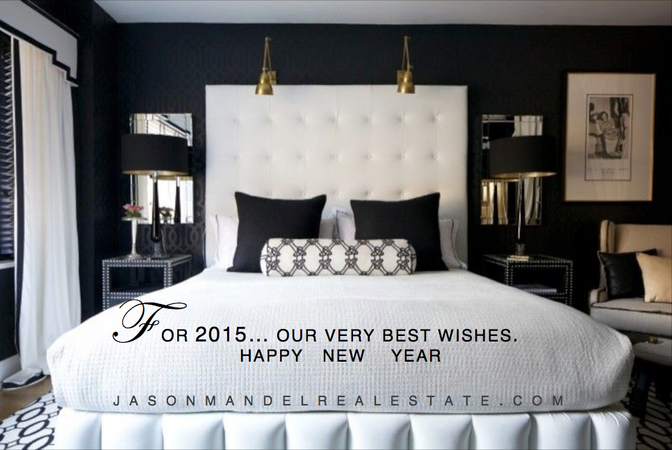 Happy New Year from Jason Mandel Real Estat