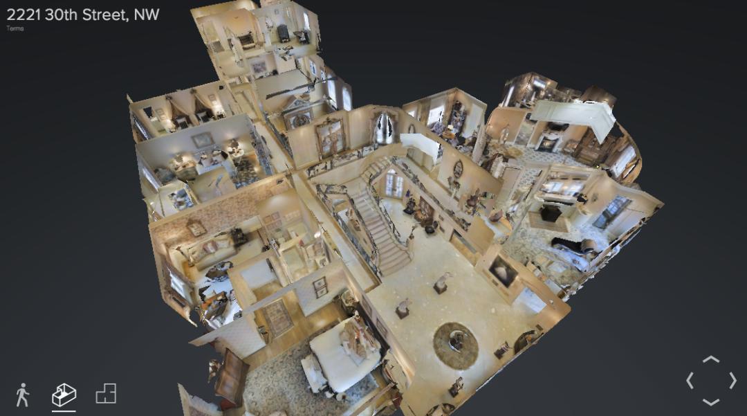 Doll-House 3-D model